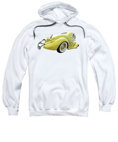 1935 Ford Coupe Sweatshirt by Gill Billington