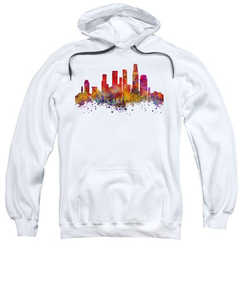 Los Angeles  Sweatshirt by JW Digital Art