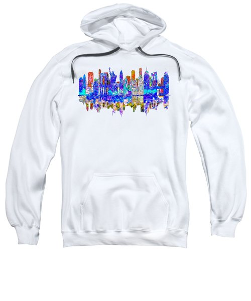 New York Sweatshirt by John Groves