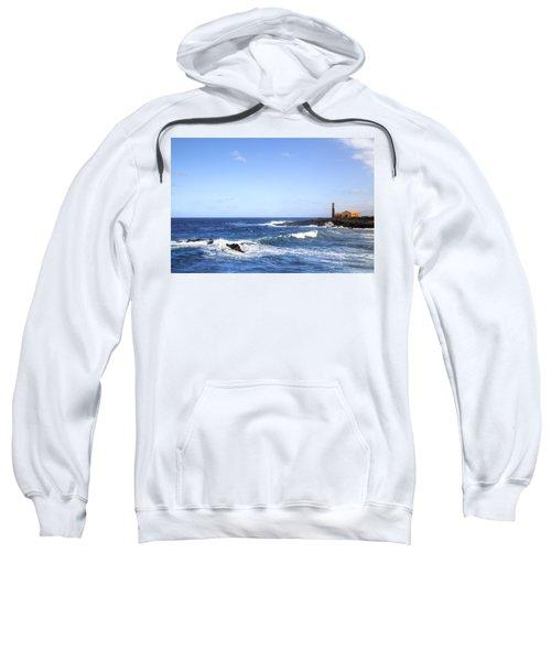 Tenerife - Garachico  Sweatshirt by Joana Kruse