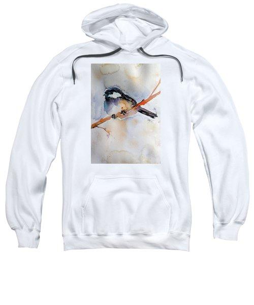 Bird Sweatshirt by Kovacs Anna Brigitta