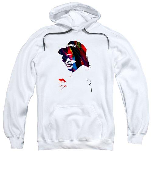 Eazy E Straight Outta Compton Sweatshirt by Marvin Blaine