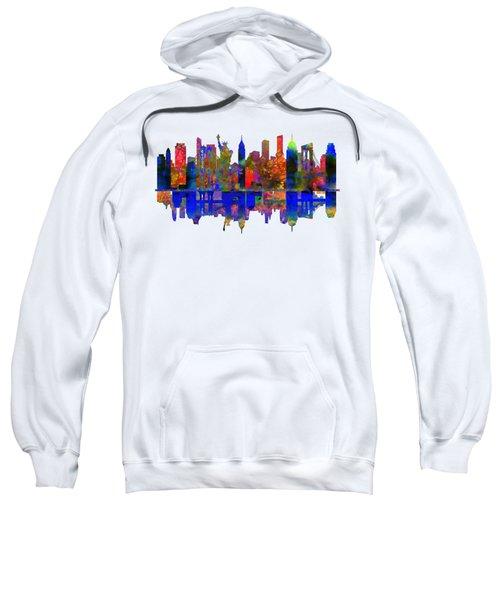 New York Sweatshirt by John Groves