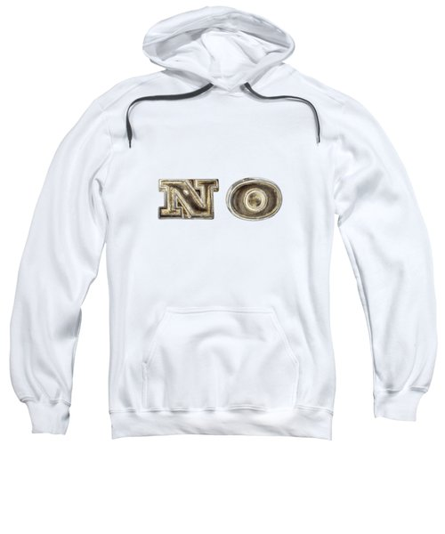 A Simple No Sweatshirt by YoPedro