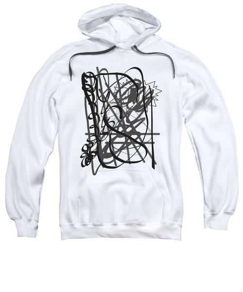 Abstract Sweatshirt by Oksana Demidova