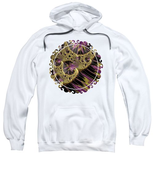 All That Glitters Sweatshirt by Becky Herrera