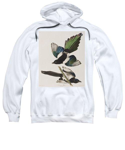 American Magpie Sweatshirt by John James Audubon