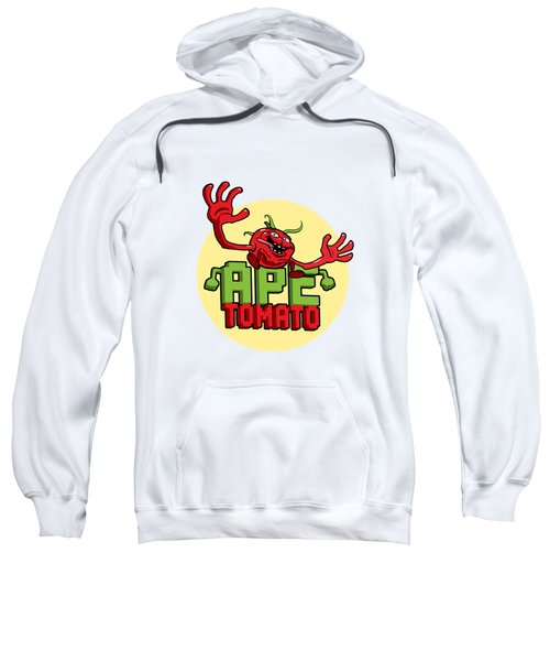 Ape Tomato Sweatshirt by Nicolas Palmer