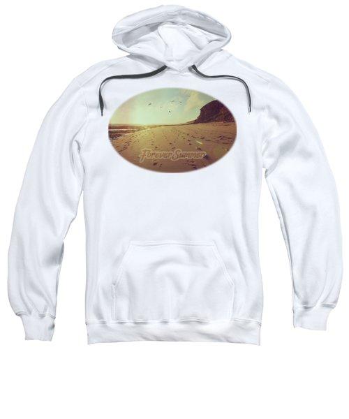Forever Summer 9 Sweatshirt by Linda Lees