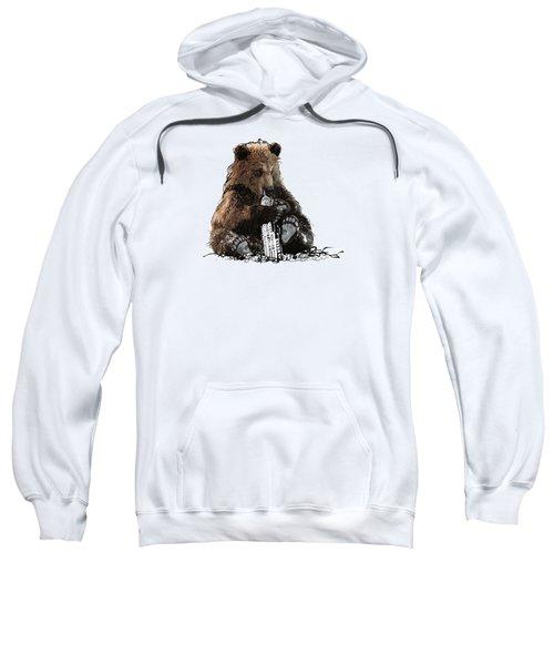 Bear Loves Ny Sweatshirt by Devlin