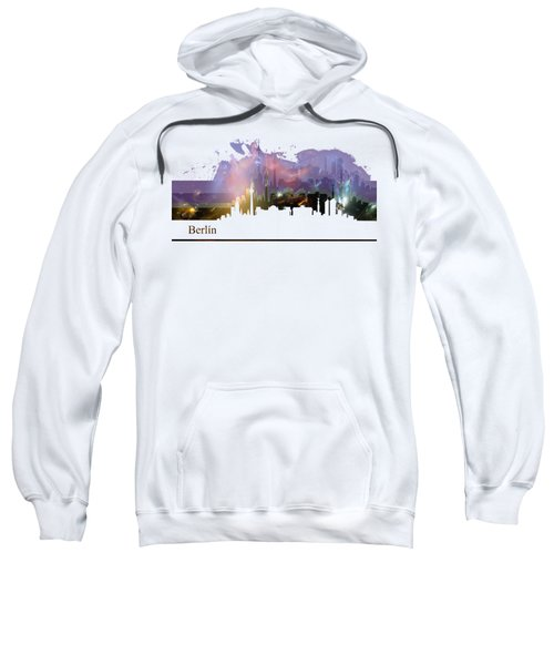 Berlin 2 Sweatshirt by Alberto RuiZ