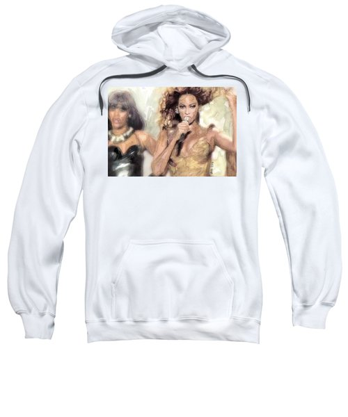 Beyonce 9 Sweatshirt by Jani Heinonen