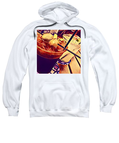 Bloody Mary And Moscow Mule Sweatshirt by Frush Photos