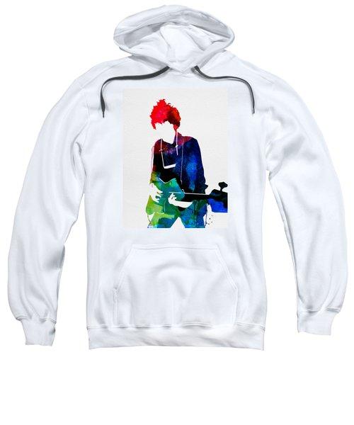 Bob Watercolor Sweatshirt by Naxart Studio