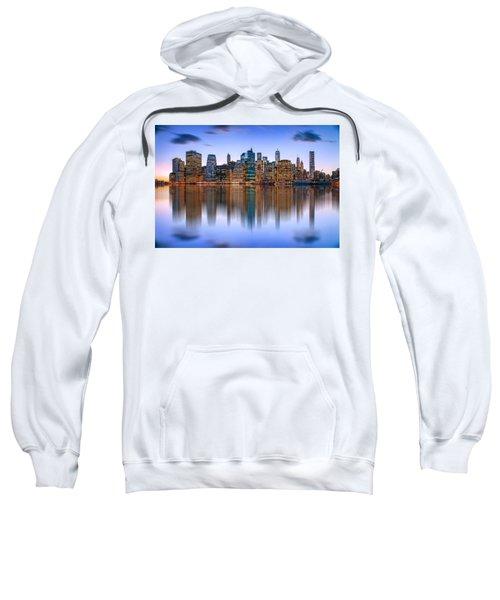 Bold And Beautiful Sweatshirt by Az Jackson