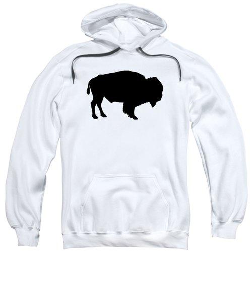 Buffalo Sweatshirt by Mordax Furittus
