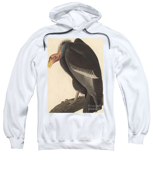 Californian Vulture Sweatshirt by John James Audubon