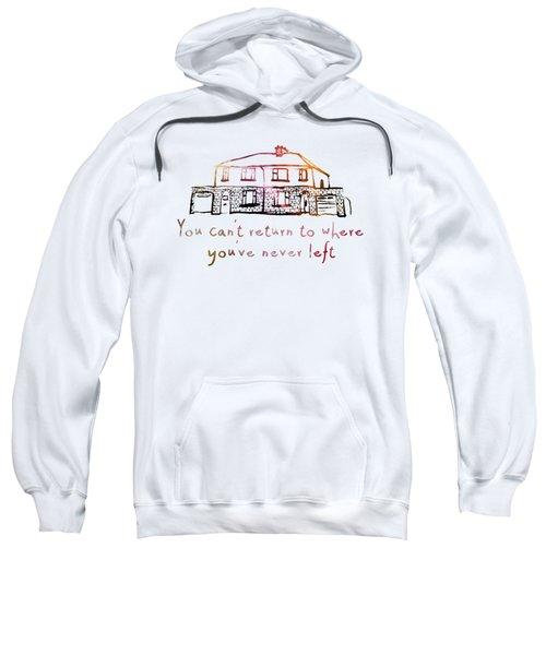 Cedarwood House Sweatshirt by Clad63