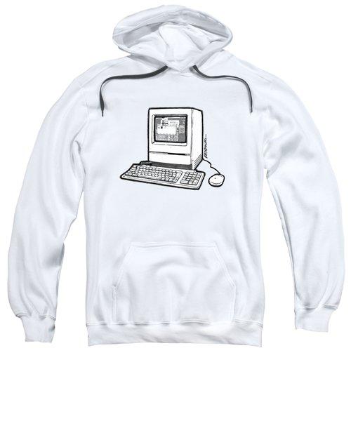 Classic Fruit Box Sweatshirt by Monkey Crisis On Mars