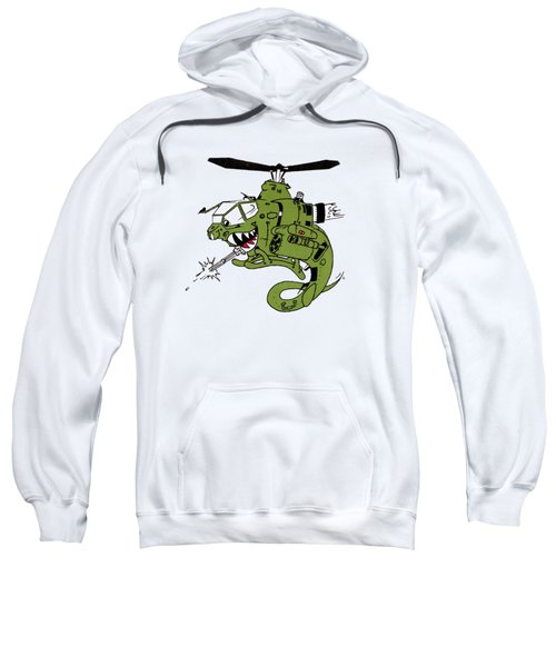 Cobra Sweatshirt by Julio Lopez
