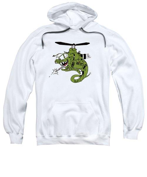 Cobra Sweatshirt by Julio Lopez