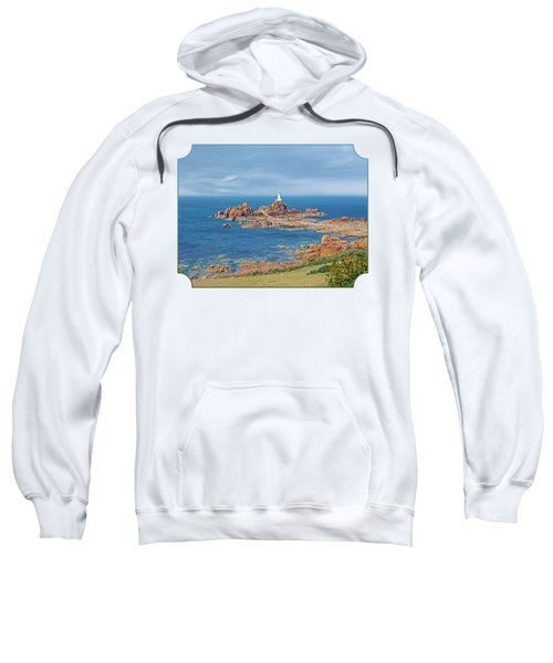 Corbiere Lighthouse Jersey Sweatshirt by Gill Billington
