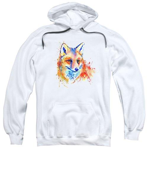Cute Foxy Lady Sweatshirt by Marian Voicu