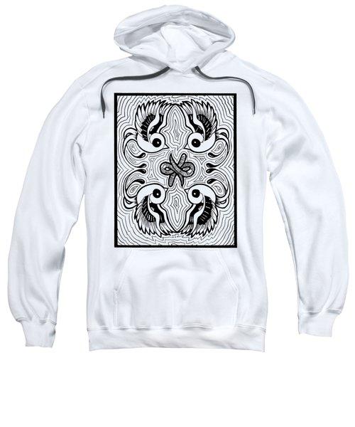 Da Boids Sweatshirt by Vicki Von Doom