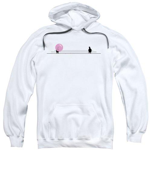 Dagum Bird Sweatshirt by Jennifer Germani