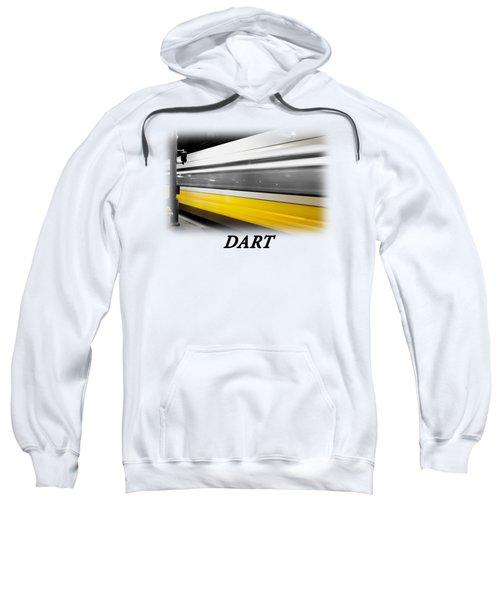 Dart Train T-shirt Sweatshirt by Rospotte Photography