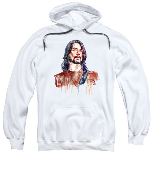 Dave Grohl  Sweatshirt by Marian Voicu