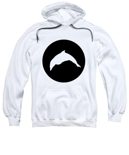 Dolphin Sweatshirt by Mordax Furittus