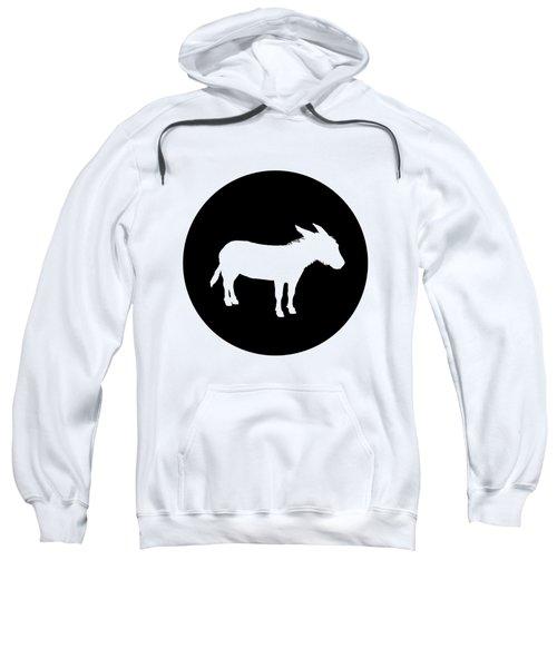 Donkey Sweatshirt by Mordax Furittus