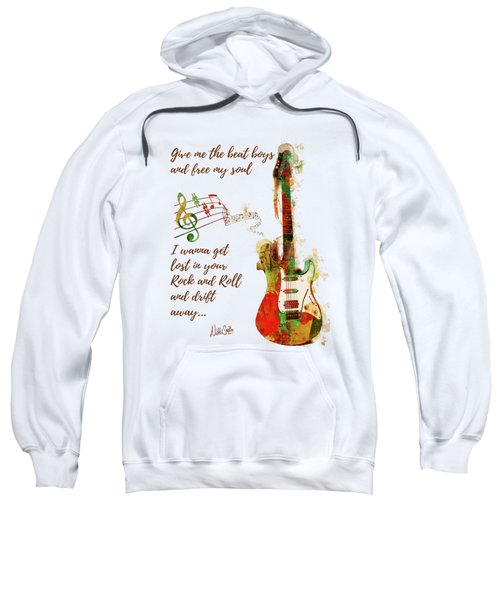 Drift Away Sweatshirt by Nikki Marie Smith