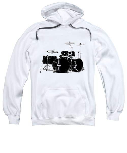 Drum Sweatshirt by David Balber