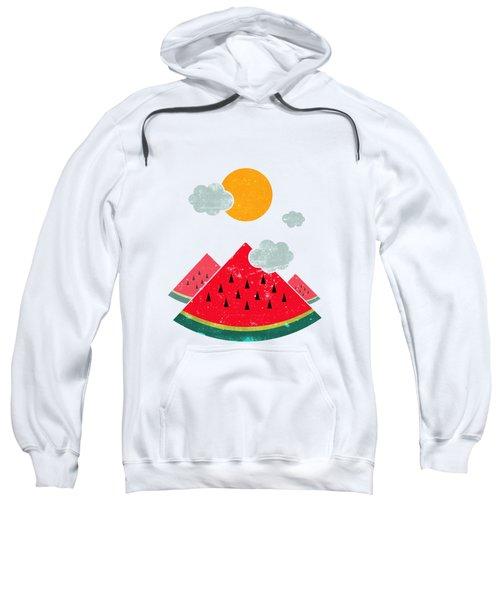 Eatventure Time Sweatshirt by Mustafa Akgul