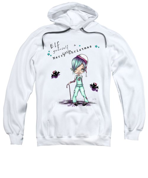 Eddie The Elf Sweatshirt by Lizzy Love