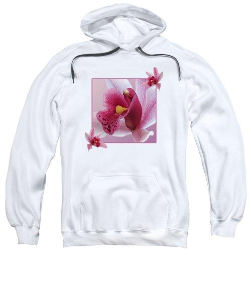 Exotic Temptation Sweatshirt by Gill Billington
