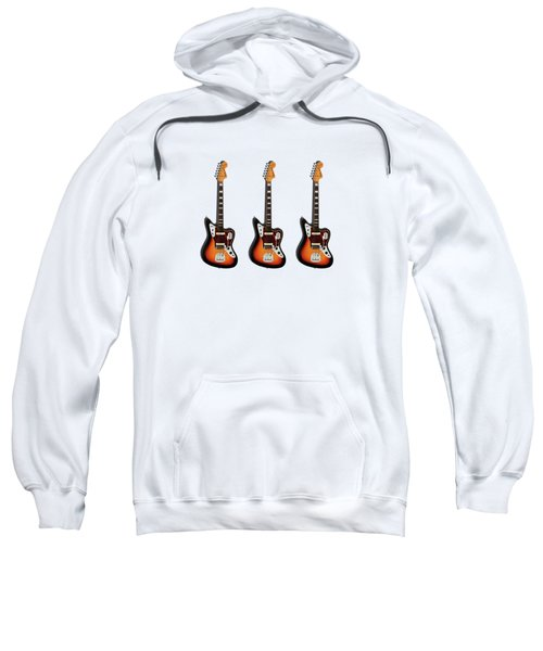 Fender Jaguar 67 Sweatshirt by Mark Rogan