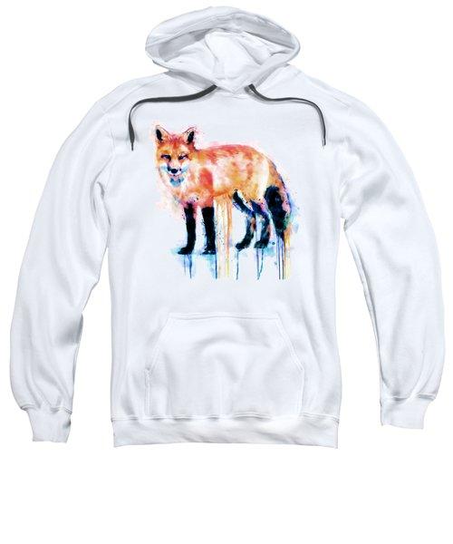 Fox  Sweatshirt by Marian Voicu