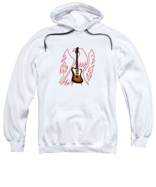 Gibson Firebird 1965 Sweatshirt by Mark Rogan