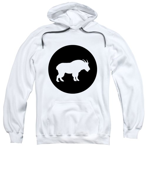 Goat Sweatshirt by Mordax Furittus