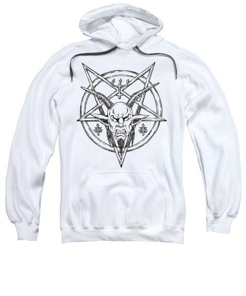 Goatlord Logo Sweatshirt by Alaric Barca