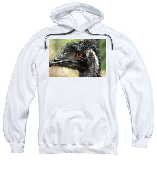 Handsome Sweatshirt by Kaye Menner