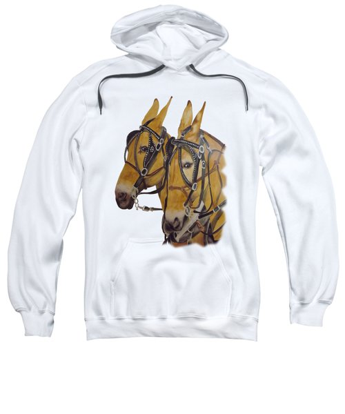 Hitched #2 Sweatshirt by Gary Thomas