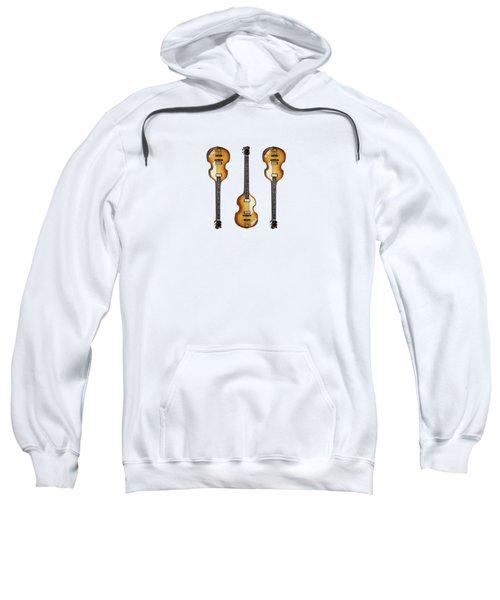 Hofner Violin Bass 62 Sweatshirt by Mark Rogan