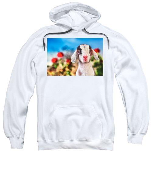 I'm In The Rose Garden Sweatshirt by TC Morgan