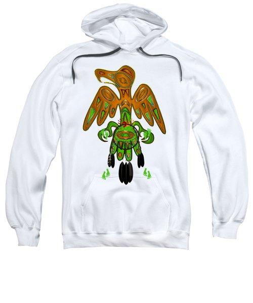 Imprint Native American Sweatshirt by Sharon and Renee Lozen