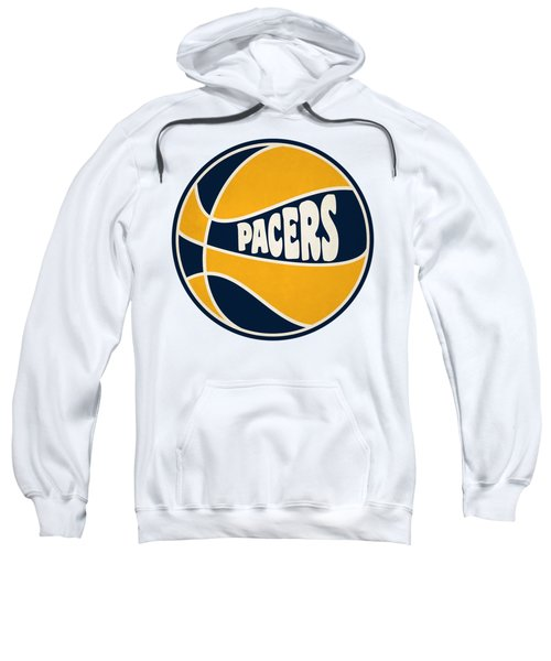 Indiana Pacers Retro Shirt Sweatshirt by Joe Hamilton
