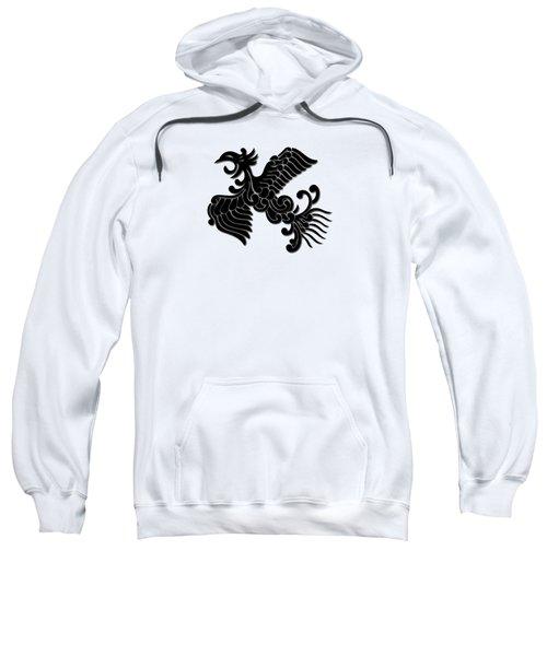 Phoenix Tee Shirt 3 Sweatshirt by Nathan Beardsley